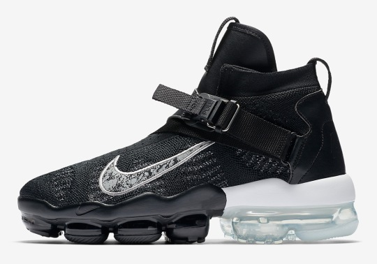 The Nike Vapormax Premier Flyknit Is Inspired By Gary Payton's Air Zoom GP
