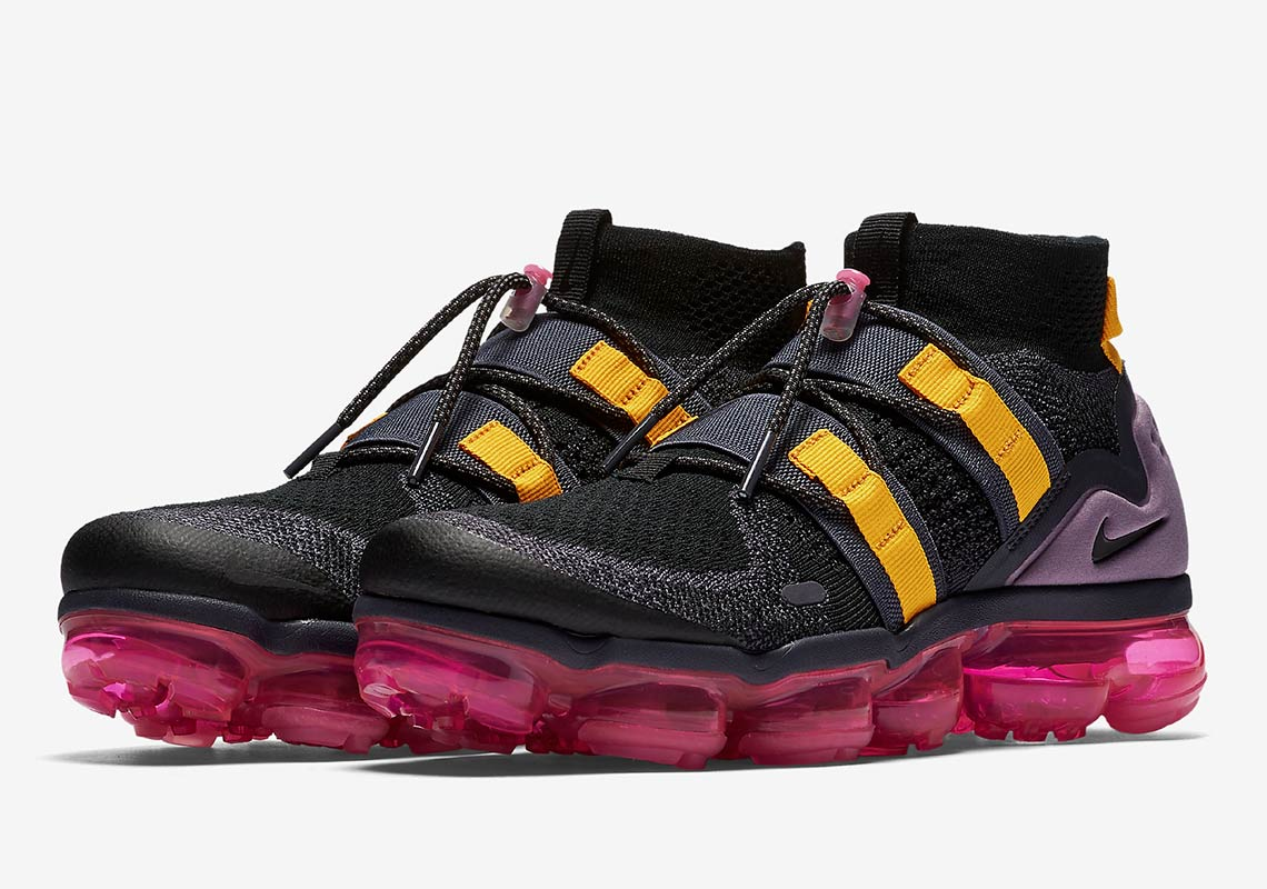 8e23f36a702d0 Nike Vapormax Utility Pink Blast AH6834-006 Release Info ...