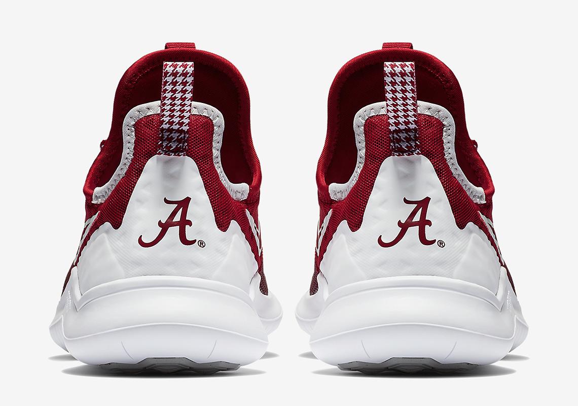 e4e289c074d7d Nike Free TR8 Womens NCAA College Football Shoes