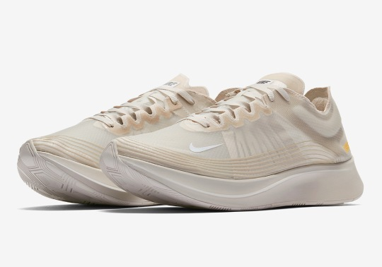 "Nike Zoom Fly SP ""Light Bone"" Is Available Now"