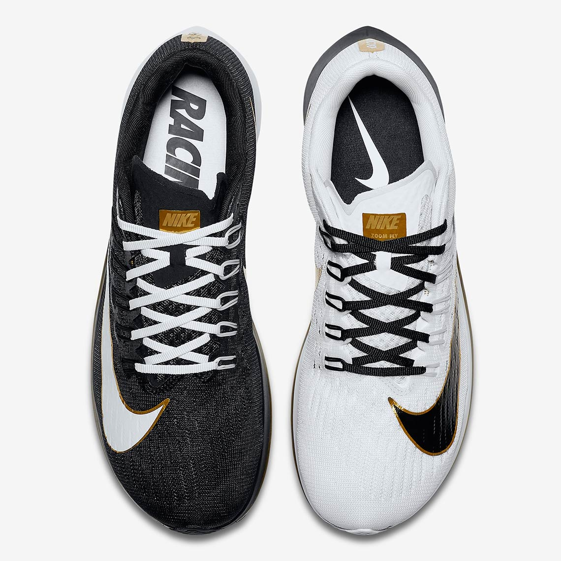 65a0ee0a287d Nike Zoom Fly Black White 880848-006 Release Info