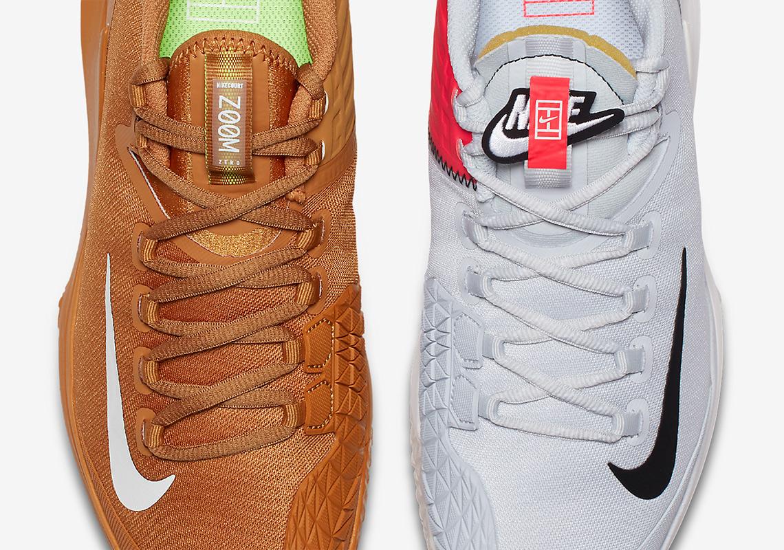 e4e956e9af NikeCourt Drops More Colorways Of The Air Zoom Zero Before U.S. Open