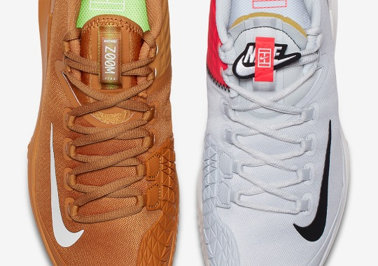 NikeCourt Drops More Colorways Of The Air Zoom Zero Before U.S. Open