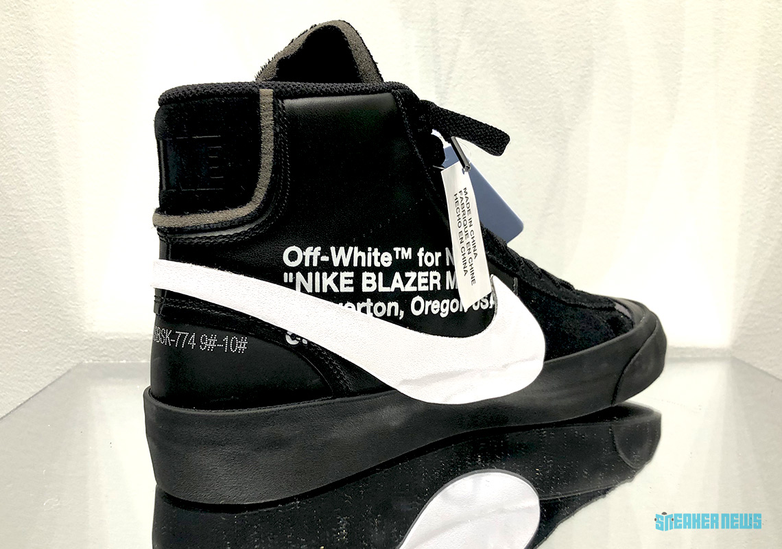 b55703d5128ef Off-White Nike Blazer All Hallows Eve Grim Reaper