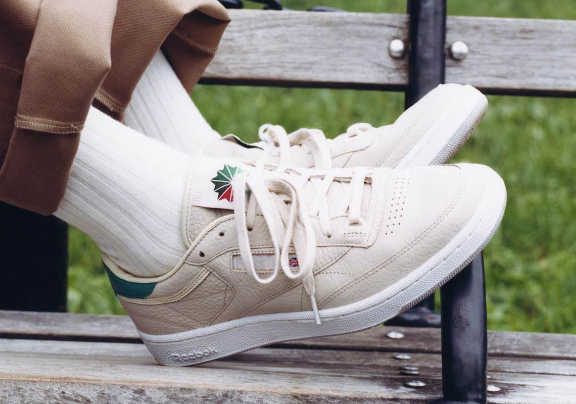 "Packer Shoes x Reebok Club C ""Marcial"" Release Date  August 10 5c0ef2ccd"