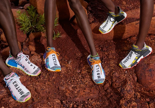 Pharrell And adidas Originals Present The SOLARHU Collection