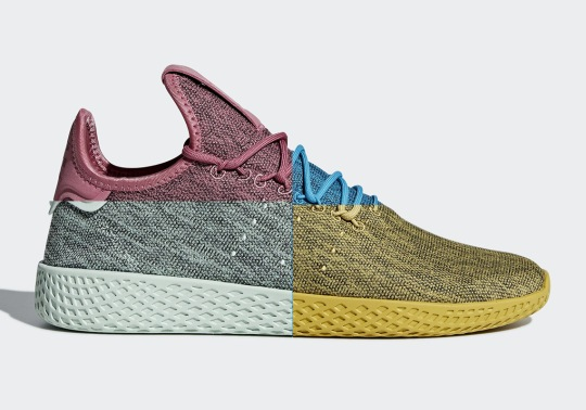 Pharrell Adds Four Tonal Looks To The Tennis Hu For The Fall