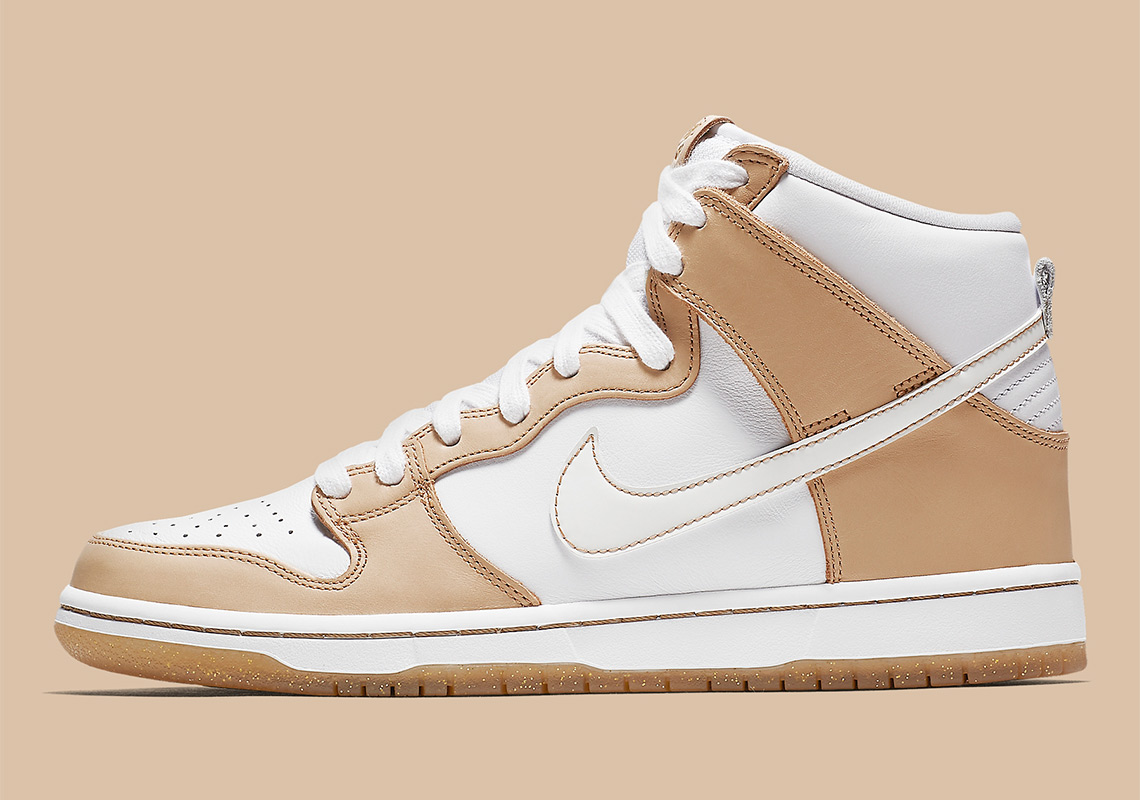 new style 7444b 3d896 Premier s Nike SB Dunk High Is Dropping Soon On SNKRS