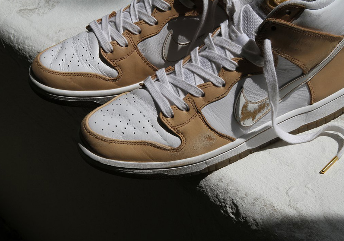 new arrival a2d65 675e3 Premier Nike SB Dunk High Win Some Lose Some | SneakerNews.com