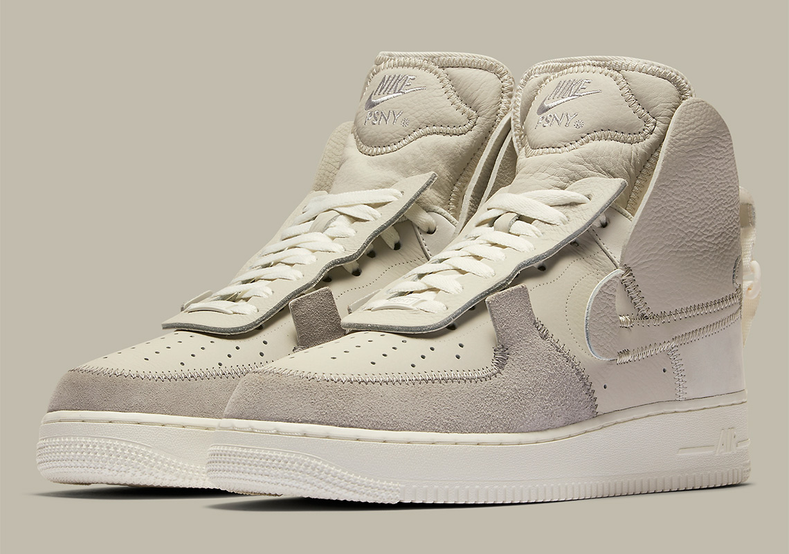 23c849c4490a99 The PSNY x Nike Air Force 1 High Releases On September 5th