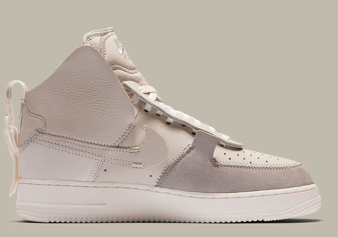 f85c90268aeff1 PSNY x Nike Air Force 1 High Release Date  September 5