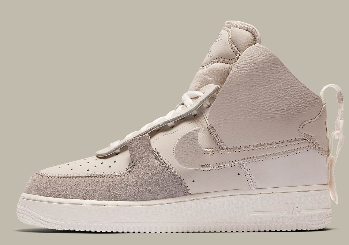 outlet store fc4ed 2abf2 PSNY x Nike Air Force 1 High Release Date  September 5, 2018