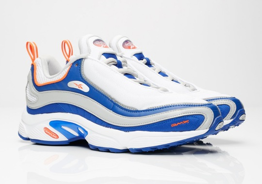 The Reebok Daytona DMX Is Available In Two New Colorways