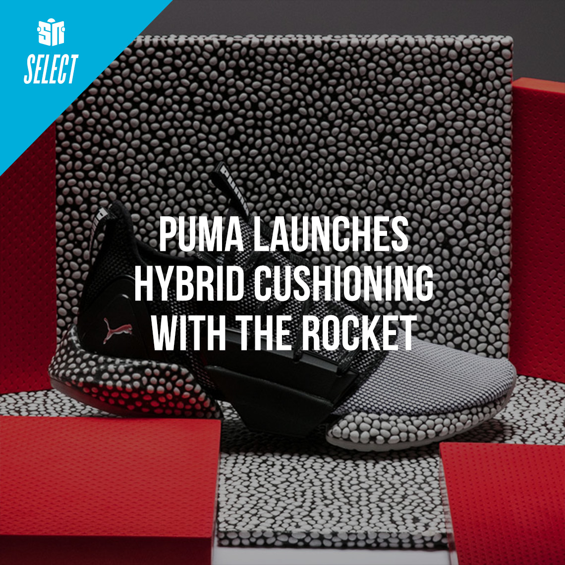 Puma Launches Hybrid Cushioning With The Rocket