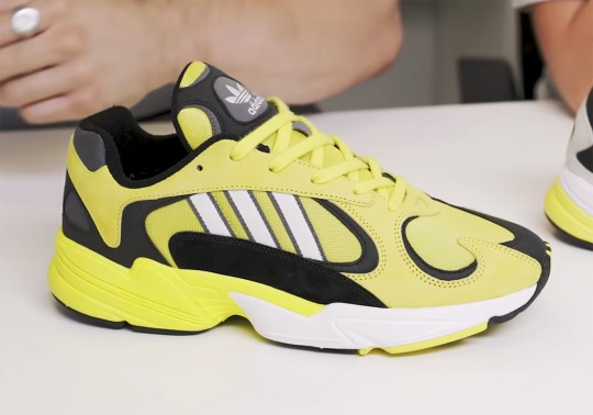 """adidas And Size? Are Dropping """"Acid House Pack"""" With The YUNG-1 And Falcon"""