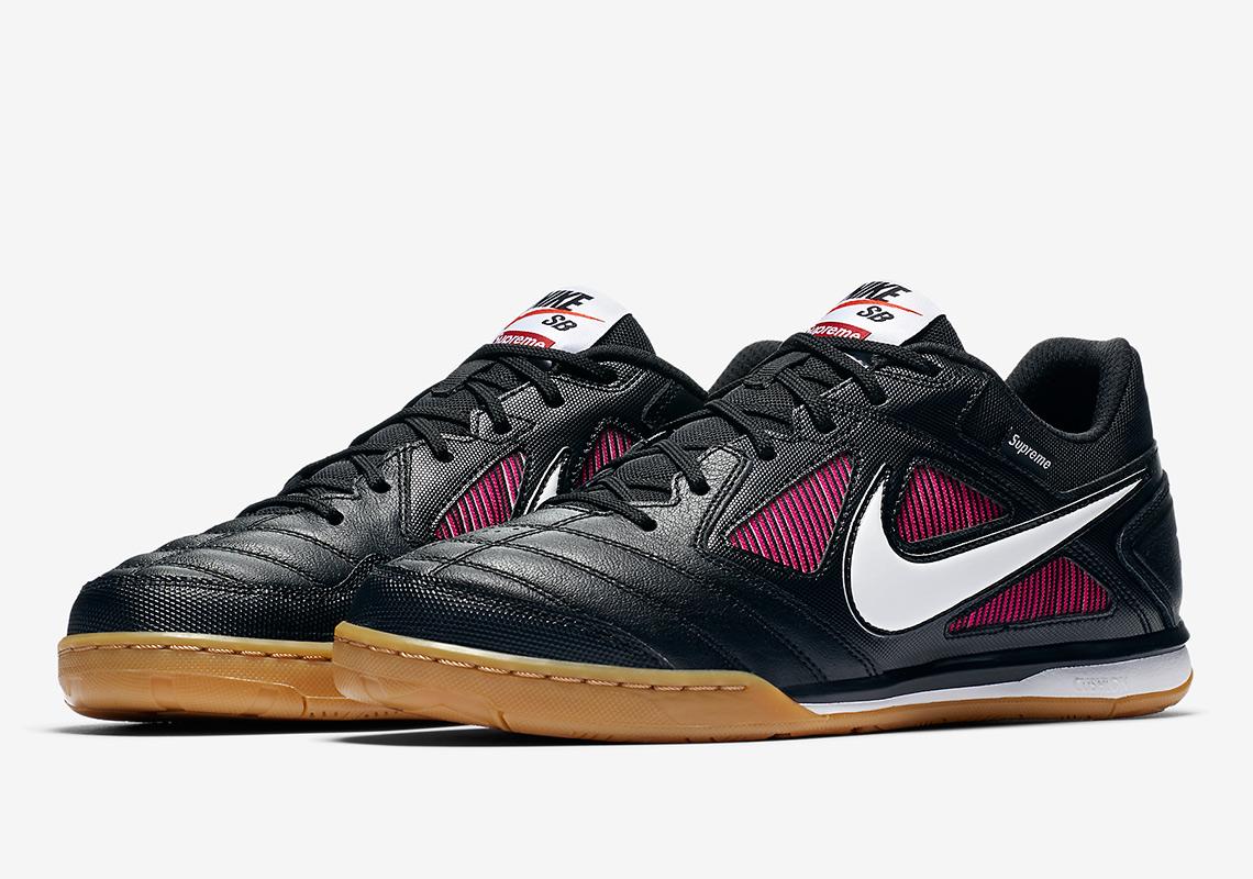 Supreme Nike SB Lunar Gato Nike SNKRS