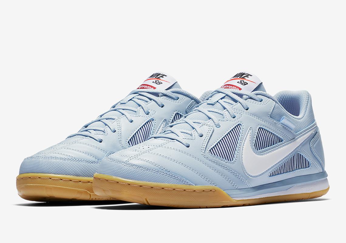 b50edd31a68 Supreme Nike SB Lunar Gato Nike SNKRS Release Info
