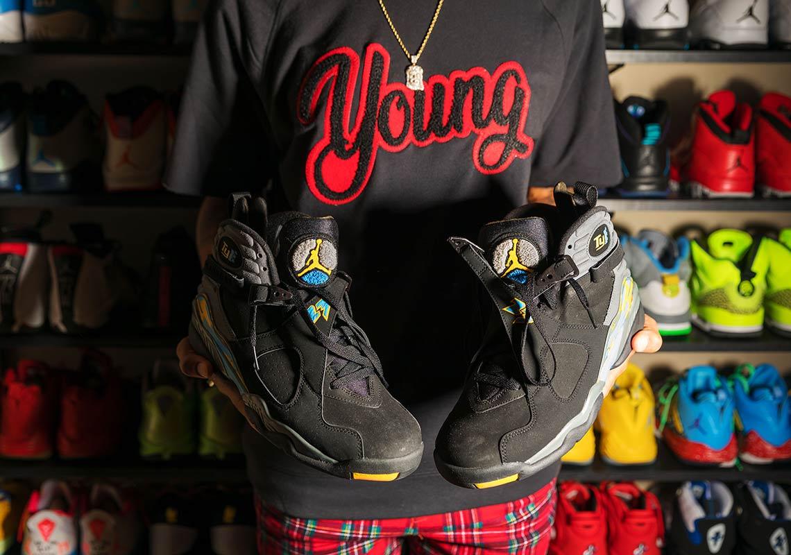18c327fdb3c6 Tamara Young WNBA Sneaker Collection