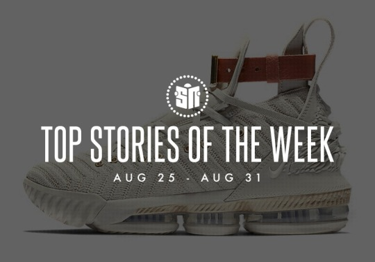 Nike LeBron 16 Release Info, Glow-In-The-Dark Yeezys, And More