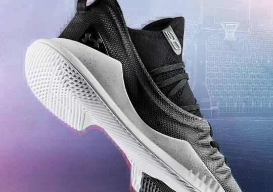 UA Curry 5 In Black And White Drops Next Week