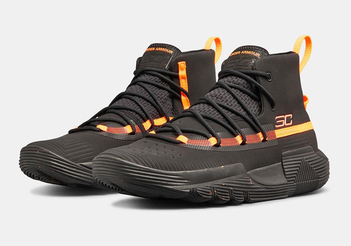 d089565522e UA SC 3ZER0 II Steph Curry Shoes