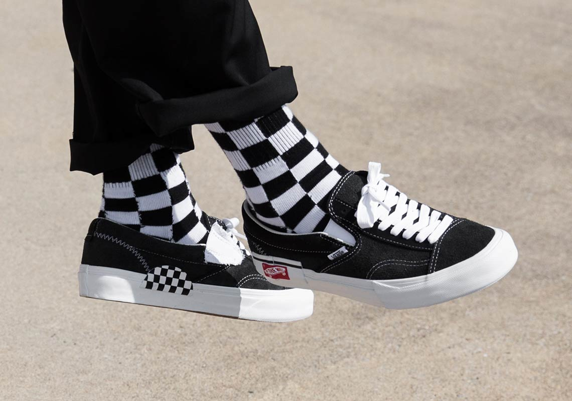 The Infamous Deconstructed Vans Are Returning To Stores 029ad1c69e48