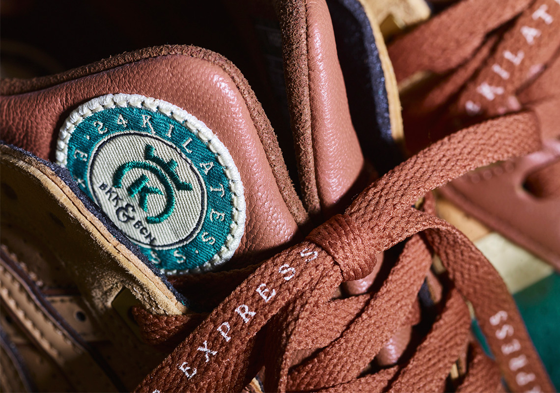 new product c3a1e bd031 24 Kilates ASICS GEL-Lyte III Express Release Date ...