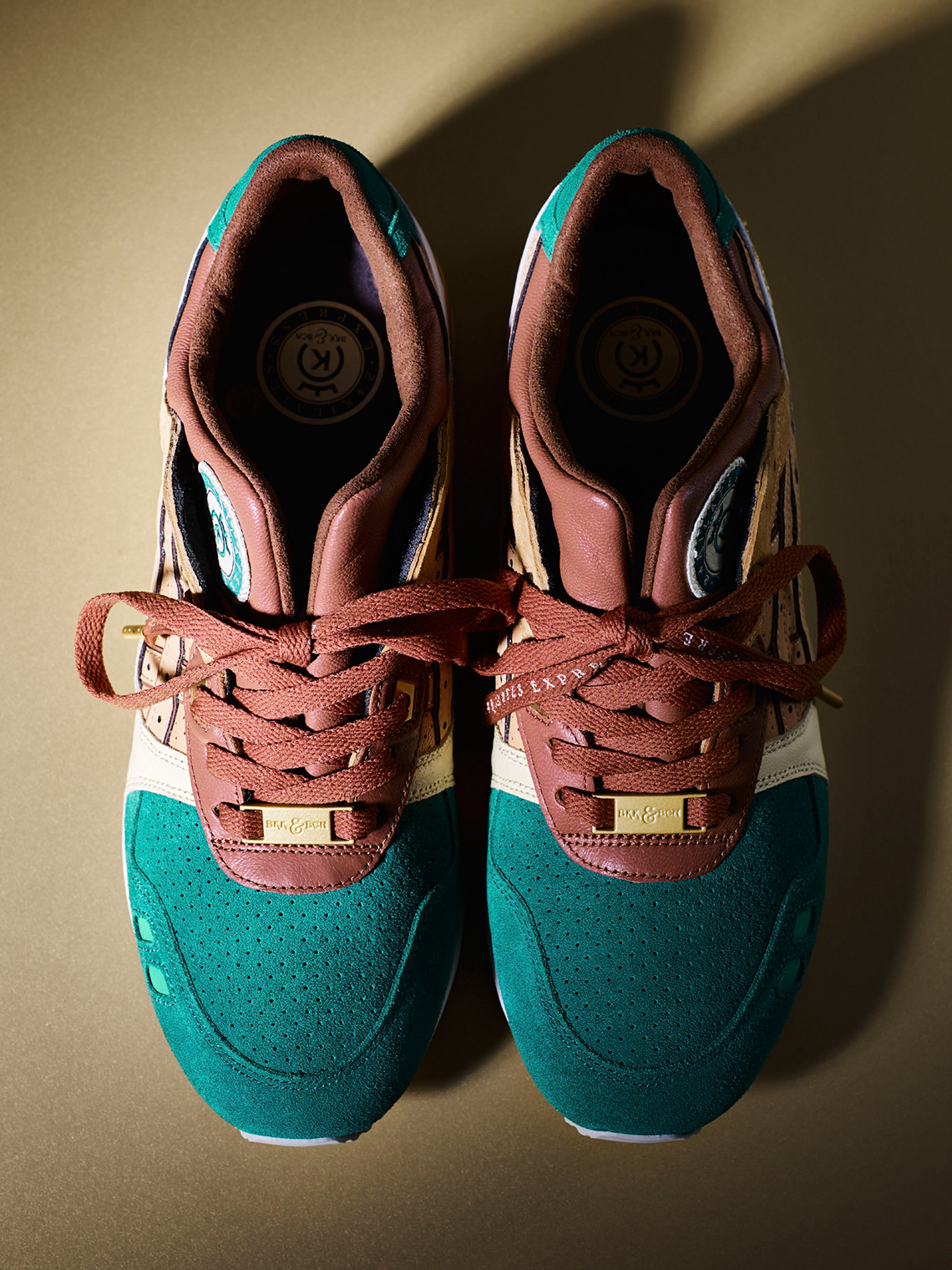 new product fad86 51eac 24 Kilates ASICS GEL-Lyte III Express Release Date ...