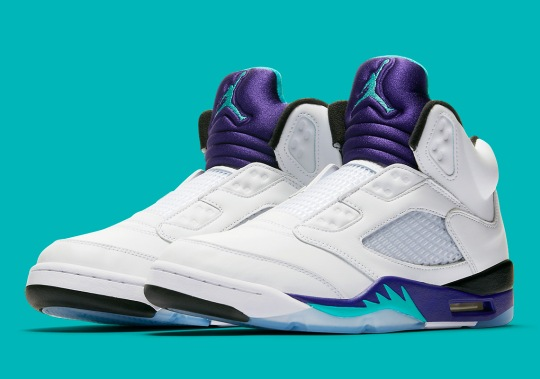 "Where To Buy The Air Jordan 5 ""Fresh Prince"""