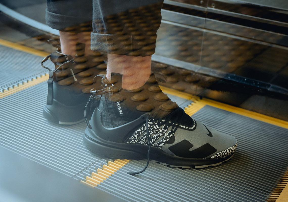 ACRONYM Nike Presto Photos + Release