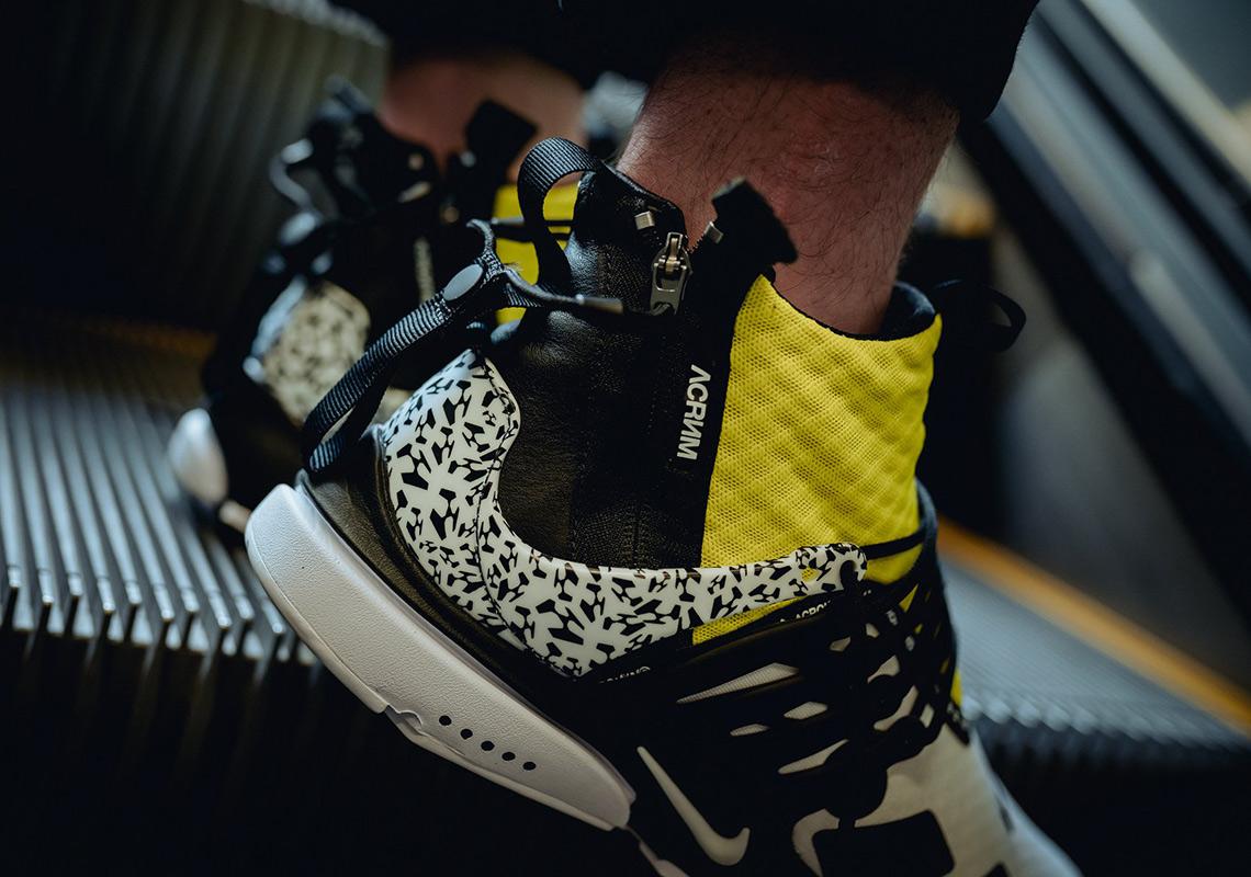 ACRONYM Nike Presto Photos + Release Info | SneakerNews.com