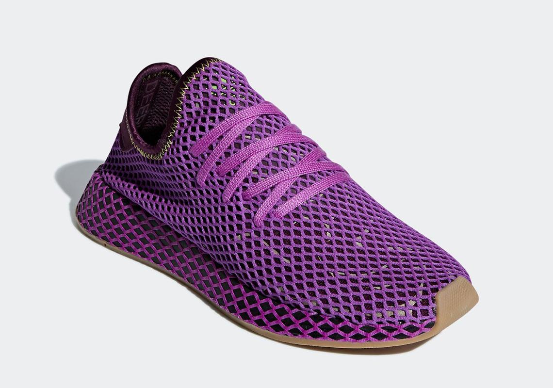 adidas Dragon Ball Z Deerupt Son Gohan Release Info | SneakerNews.com