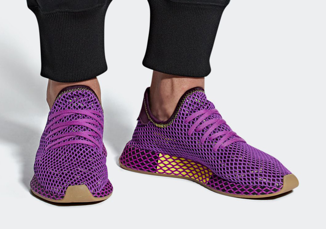 """a15f262f8ee Dragon Ball Z x adidas Deerupt """"Son Gohan"""" Release Date  October 26th"""