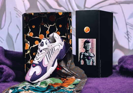Where To Buy The adidas Dragon Ball Z Frieza Shoes