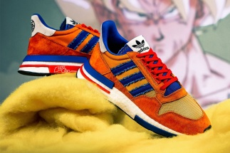 the best attitude 8bfd1 57640 Where To Buy The adidas Dragon Ball Z Goku Shoes