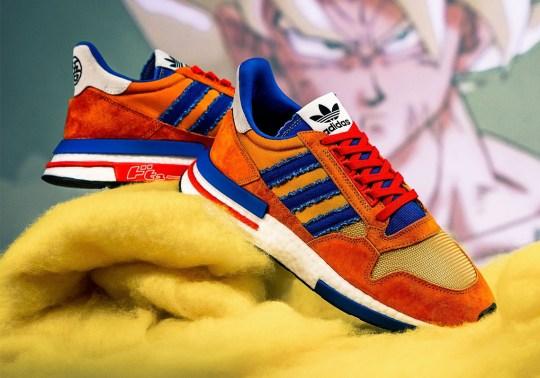 Where To Buy The adidas Dragon Ball Z Goku Shoes