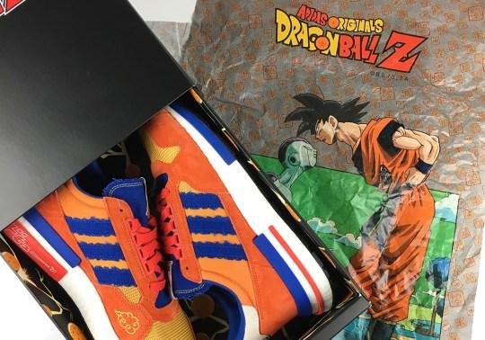 "Unboxing The Dragon Ball Z x adidas ZX 500 RM ""Goku"""