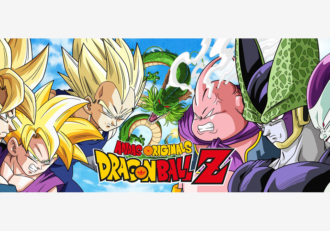 buy online 7d40a c636e adidas Announces Official Release Details On Dragon Ball Z Collaboration