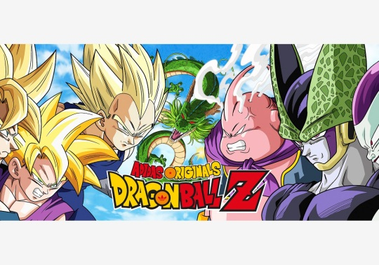adidas Announces Official Release Details On Dragon Ball Z Collaboration