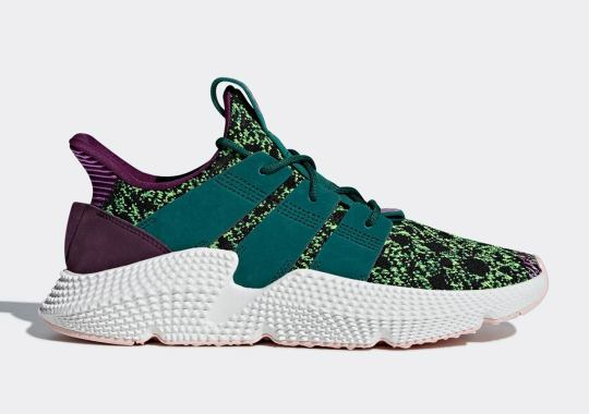 adidas Dragon Ball Z Prophere For Cell Releases In October