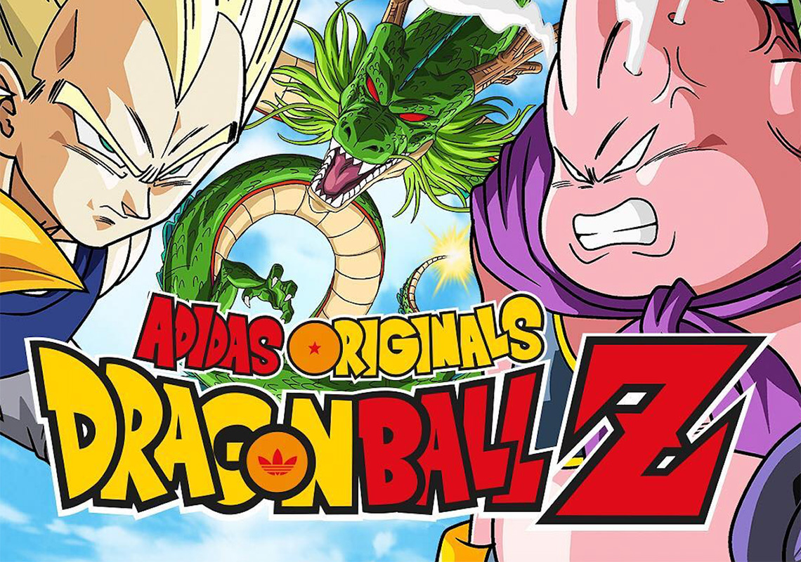 wholesale dealer 1b23b a43db adidas Dragon Ball Z Poster Finally Revealed