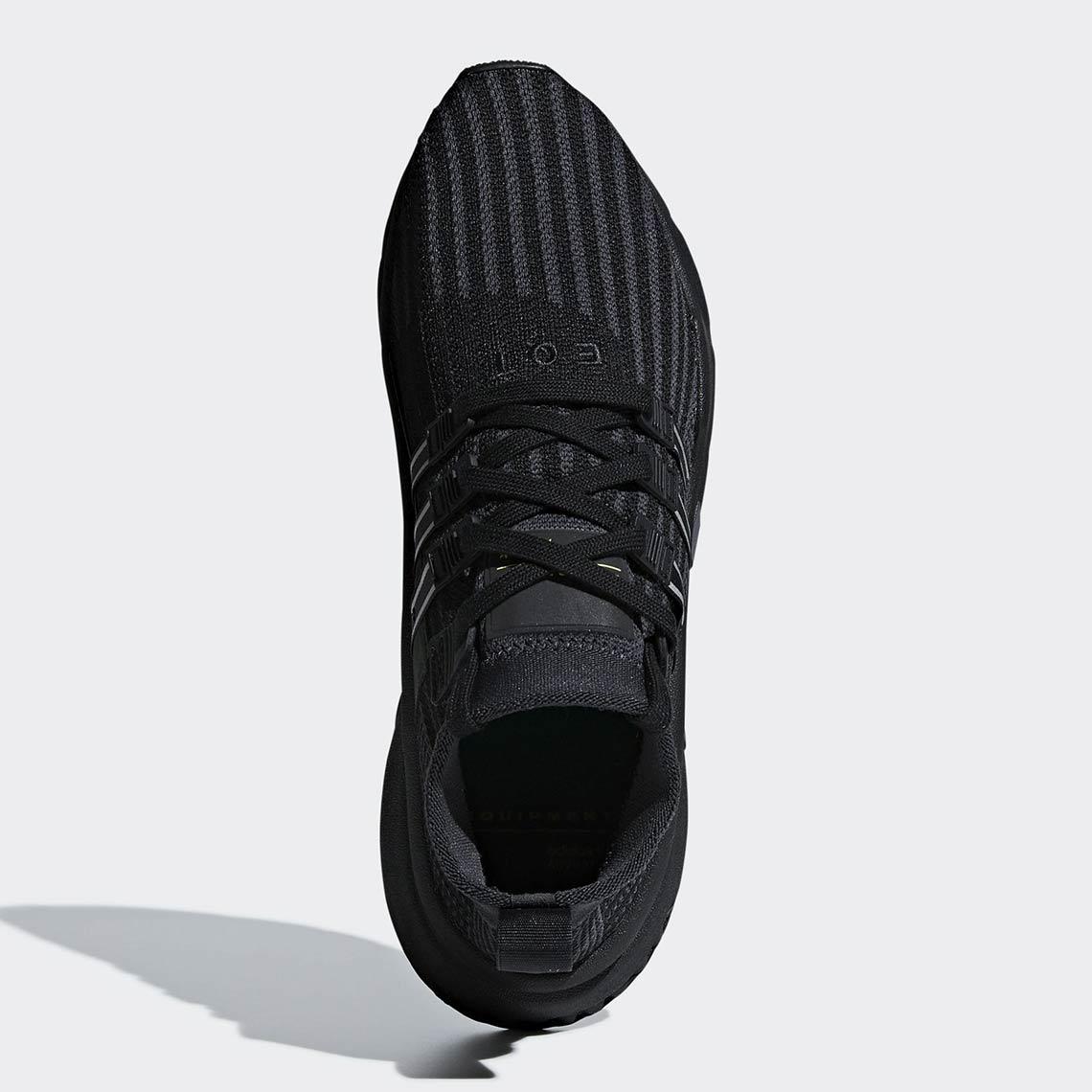 """adidas eqt support mid b37456 2 - The adidas EQT Support Mid ADV PK """"Core Black"""" Drops October 1st"""