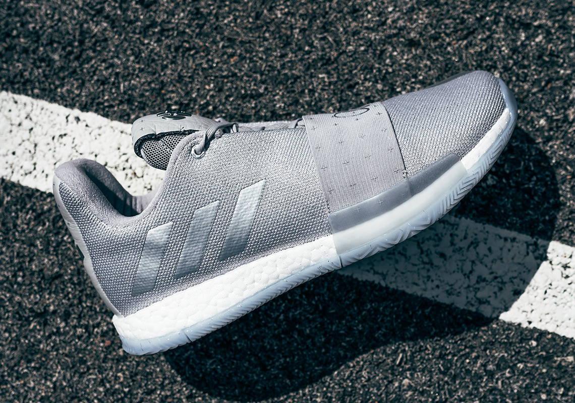 """bc0f7be42 Advertisement. adidas Harden Vol. 3 """"Voyager"""" Release Date  October 12th"""