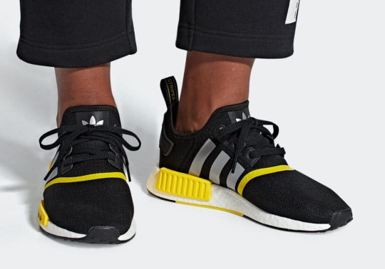 adidas Is Releasing A Hazardous NMD R1