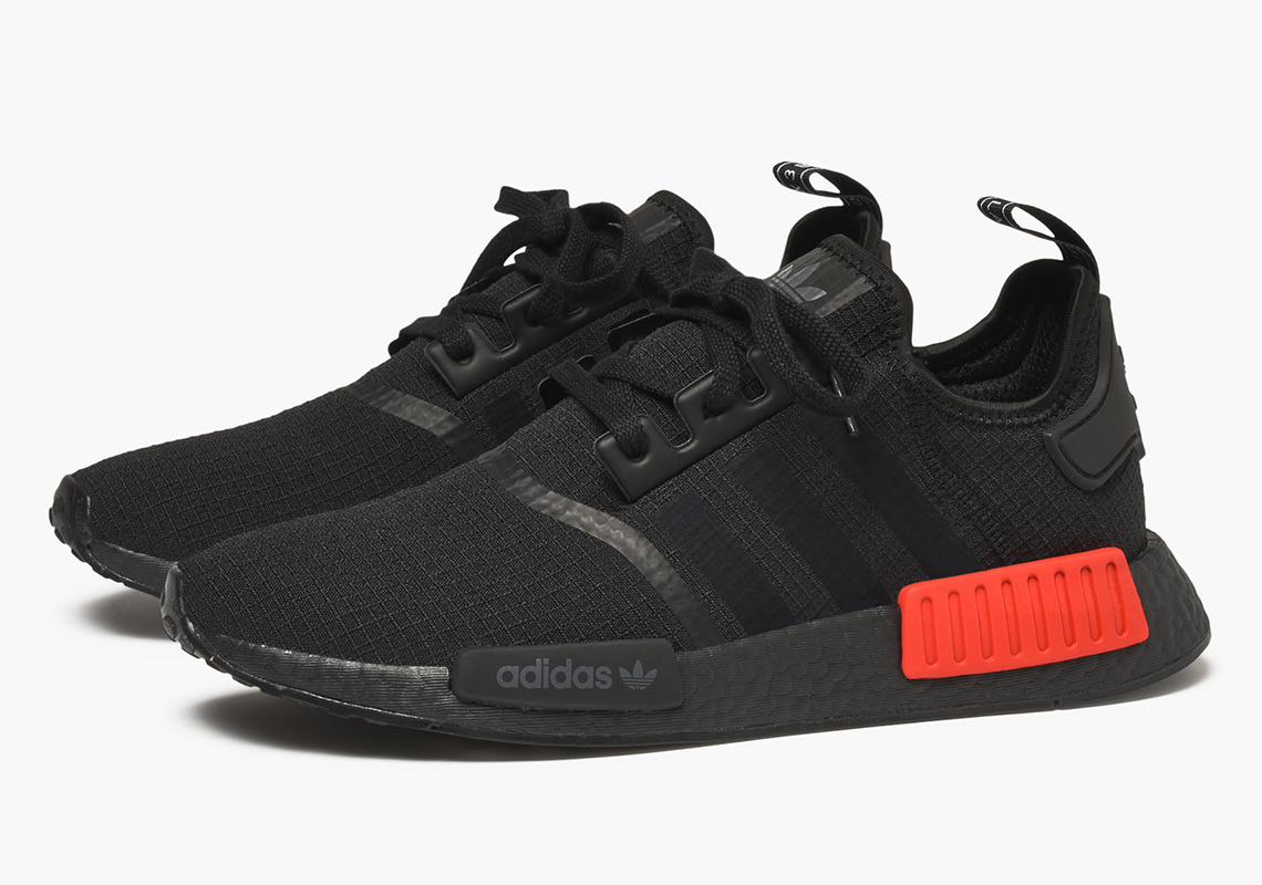 "buy online ffc1f 9a00c adidas NMD R1 ""Ripstop"" Pack Is Available Now"