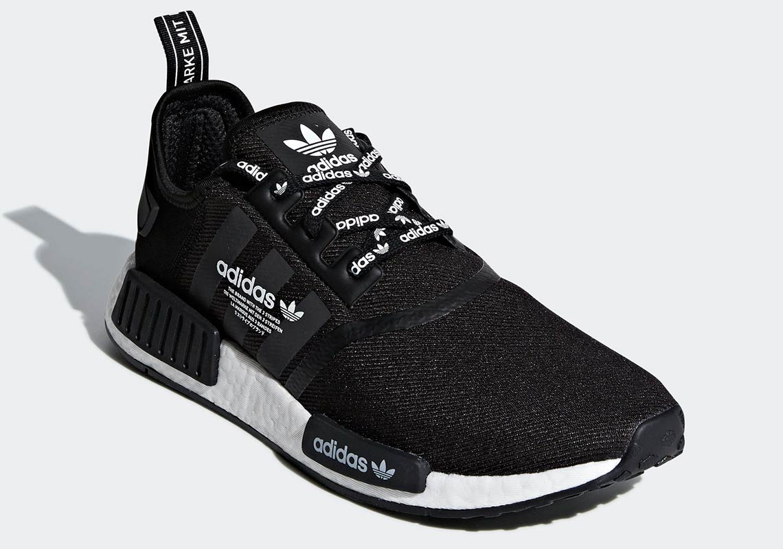 211be08be adidas NMD R1  130. Color  Core Black Core Black Footwear White Style Code   F99711
