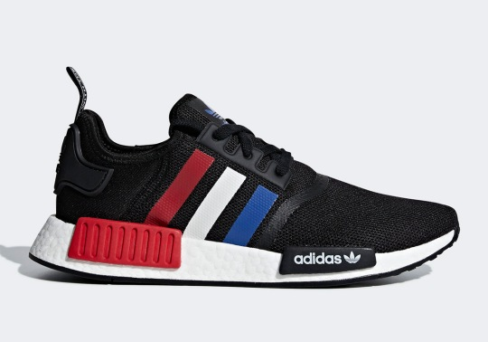 "adidas Releases An NMD R1 ""Tri-Color"""