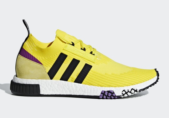 The adidas NMD Racer Is Dropping In Lakers Colors
