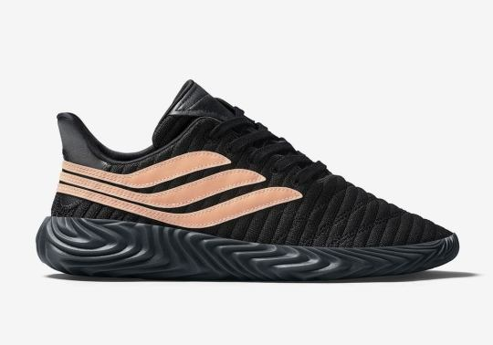 The adidas Sobakov Returns In Three Colorways On October 4th