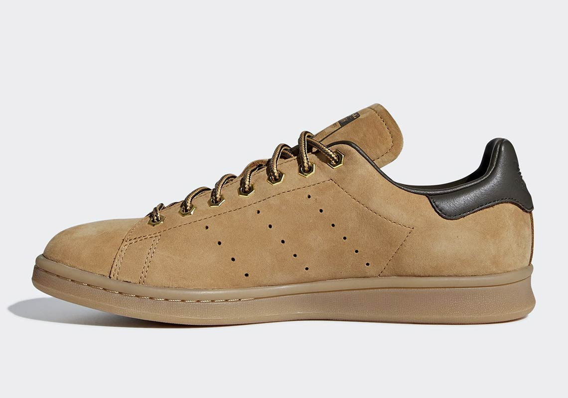 adidas Stan Smith Wheat B37875 Release Date |